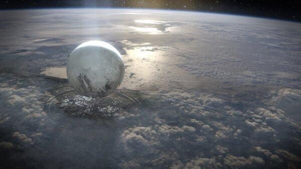 Открылся интерактивный сайт о вселенной Destiny